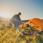キャンプにおける心得・宿泊はやっぱりログハウスが気楽で心地いい