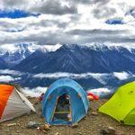キャンプのテントを通販で探してみよう!初めての所有にも最適