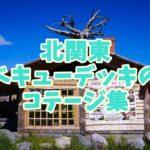 コテージでもバーベキューがしたい!関東エリアおすすめコテージ7選